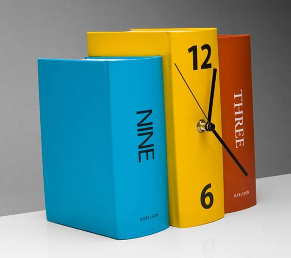 time-book-clock