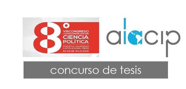 Concurso de Tesis: Guillermo O´Donnell, 2015