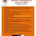 Curso Universidad Complutense Madrid