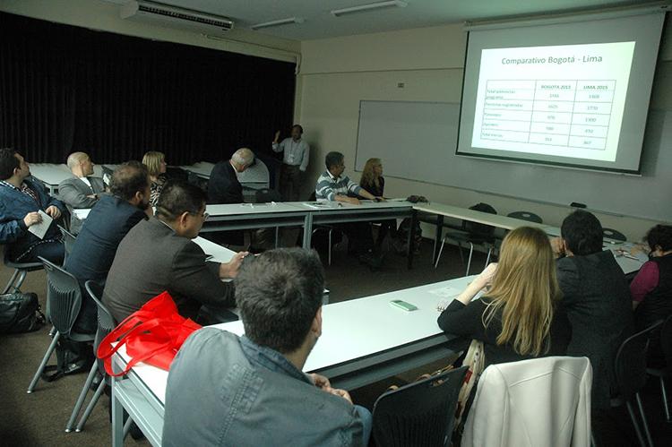political science meeting Peru